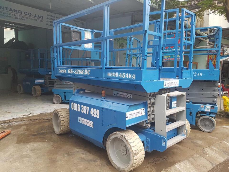 Bán xe nâng người GS2646 giá gốc
