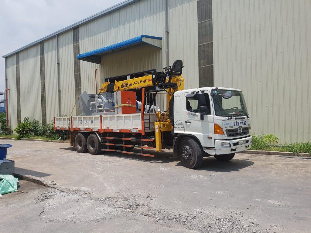Xe cẩu, xe nâng, xe nâng người Cty Văn Tăng 0916357499
